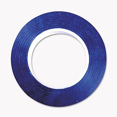 "Cosco Art Tape Blue Gloss 1/4"" x 324"" 098076"