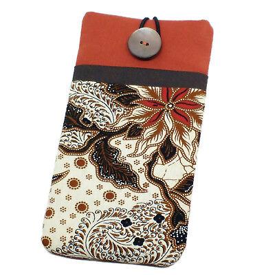 Handyhülle Smartphone Tasche S1 Extrafach Stoff genäht Handarbeit Dawanda Bw NEU - S1 Handy