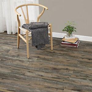 [NEU.HOLZ]® 1,114m² Vinyl Laminat Dielen Planken Eiche ALTHOLZ Vinylboden Boden