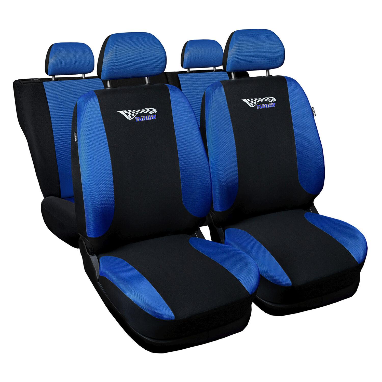 Ford Ka Universal Blau Sitzbezüge Sitzbezug Auto Schonbezüge Schonbezug Tuning