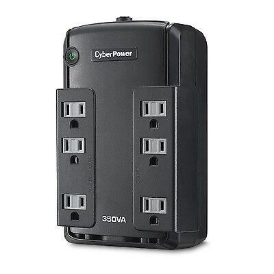 Power Surge Protector UPS Battery Backup Computer Strip Supply Standby 350VA