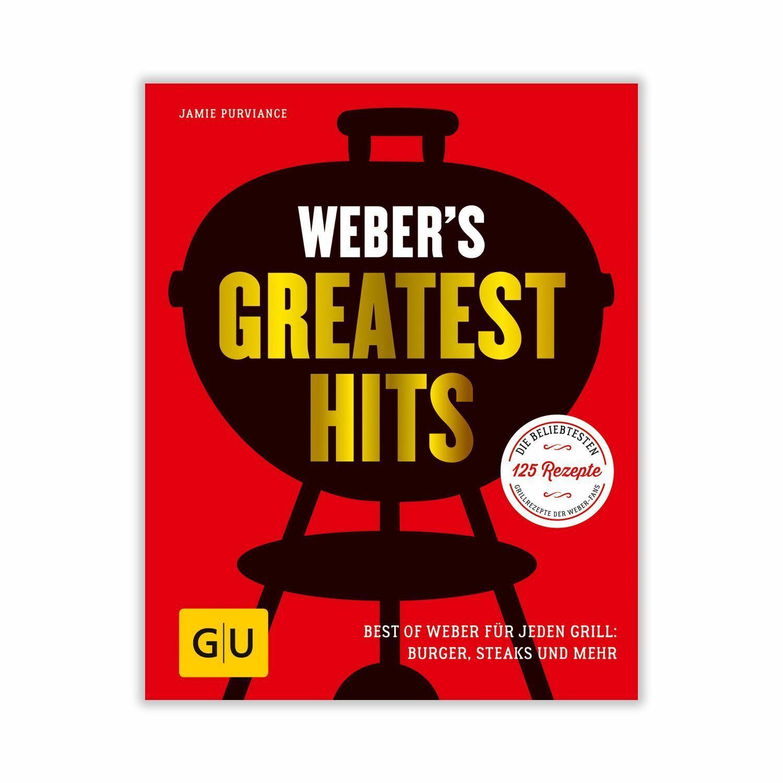 Grillbuch: Weber's Greatest Hits von Jamie Purviance, 320 Seiten | Kochbuch