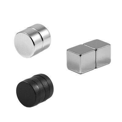 Magnetastico® | 6er Set Neodym Glasmagnettafel Magnete Glas-Magnetboard Magnete