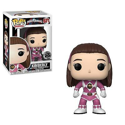 Pink Power Ranger Helmet (FUNKO POP! TELEVISION: POWER RANGERS - PINK RANGER (NO HELMET) 671 32807)