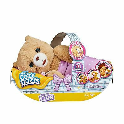Little Live Pets 28847 Cozy DOZYS, Multicolore (v9S)