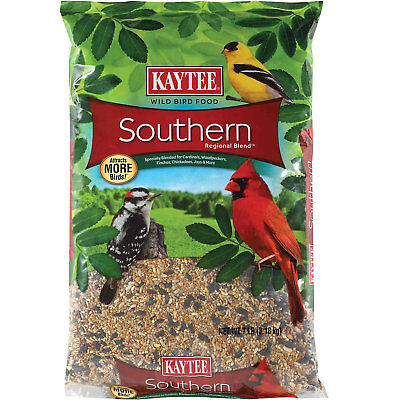 Kaytee Southern Regional Blend Wild Bird Food, 7 lb.