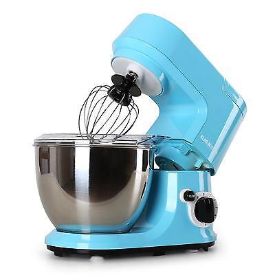 Küchen Maschine Rühr Knet Stand Mixer Teig Edelstahl Schüssel Smoothie Maker