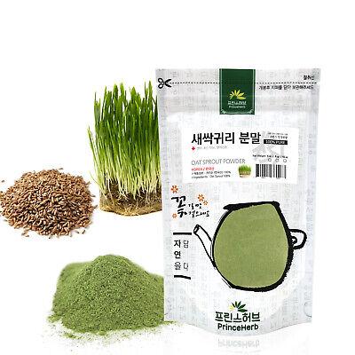 Medicinal Korean Herbal Powder, 100% Natural Oat Sprout / Grass Powder  100% Natural Oats