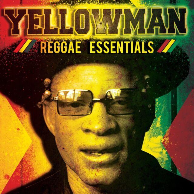 YellowMan - Reggae Essentials (1LP Vinyl) CLP0630, NEU+OVP!