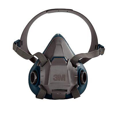 3m 6503 Rugged Comfort Half Facepiece Reusable Respirator Size Large