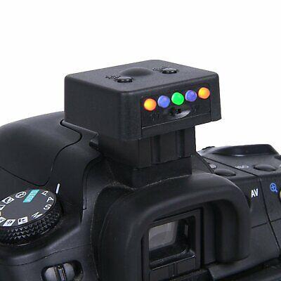 Micnova MQ-CLL-S Electronic LED Spirit Level - Sony Alpha / Minolta DSLR Cameras Level Dslr Cameras