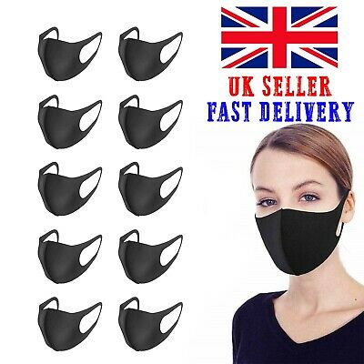 Face Mask - Face, Mouth | Nose Protection Mask Reusable | Washable 10 PCS OFFER