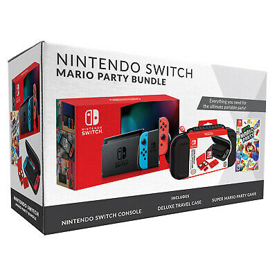 Nintendo Switch Mario Party Bundle [Brand New]