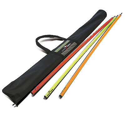 Precision Training 12 Boundary Pole Carry Bag - Holds 12 x 1.7m Poles rrp£15