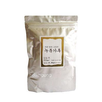 200g Makgeoli Making Nuruk Fermentation Korean Rice Spirit Rough Powder US Wheat