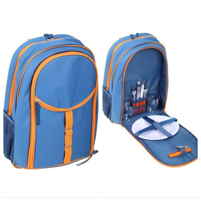 Polar Gear Premium Picnic Outdoor Backpack Rucksack Cool Bag | eBay