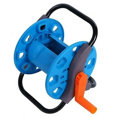 Water Pipe Hose Reel, Portable Watering Hoses Reel Cart Hosepipe Organizer To...