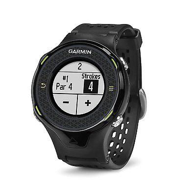 Garmin Approach S4 Touchscreen GPS Golf Smart Watch - Black 010-01212-01