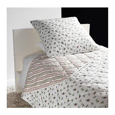 "IKEA EMMIE BLOM Twin 110""x71"" Bedspread &1 Cushion Cover 26"""