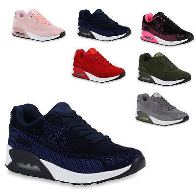 Damen Sportschuhe Laufschuhe Runners Fitness Schuhe 820460 Trendy Neu