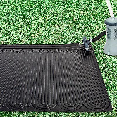 Solar Panel Swimming Pool Heater Warm Water PooL PRO Sun Energy Hot Heat Heating