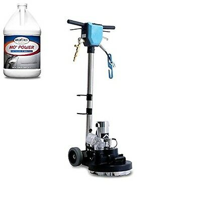 U.S.A.  Mytee T-REX™ Jr. Total Rotary Extractor + Bulk Carpet Extractor Cleaner
