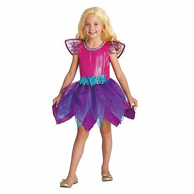me Girl Small Halloween Totally Ghoul Pink Purple FREE SHIP (Twilight Fairy Kostüm)