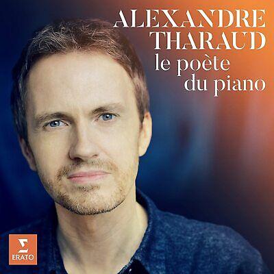 Tharaud,Alexandre - Le Poète du Piano 3CD NEU OVP VÖ 23.10.2020