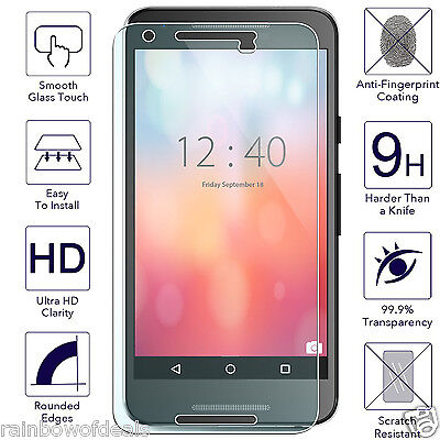 Lure Real 9H Tempered Glass Screen protector For Huawei Google Nexus 6P 2015