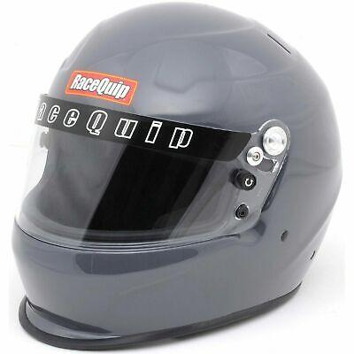 RaceQuip 273660 PRO 15 Helmet SA2015 Approved XX-Small Gloss Steel