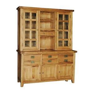 Large Oak Dressers