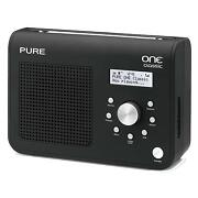 Portable DAB Radio