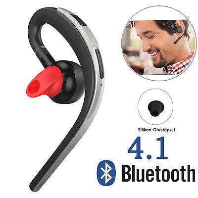 Universal Bluetooth Headset Kopfhörer V 4.1 EDR Stereo In Ear Ohr Ohrhörer DHL