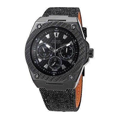 Guess Legacy Carbon Fiber Dial Men's Watch W1058G3