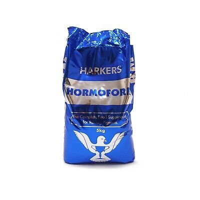 Harkers Hormoform Complete Feed Supplement Support for Racing Pigeons | 5kg