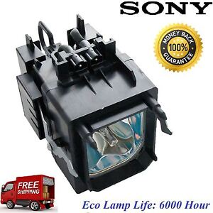 sony tv lamp. kds-r60xbr1 kdsr60xbr1 sony xl-5100 replacement tv lamp sxrd xl5100 kds-r50xbr1 tv n