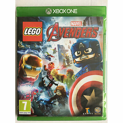 LEGO Marvel Avengers (Xbox One) New and Sealed