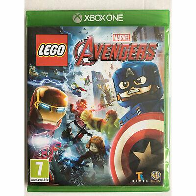 LEGO Marvel Avengers (Xbox One) New and Sealed