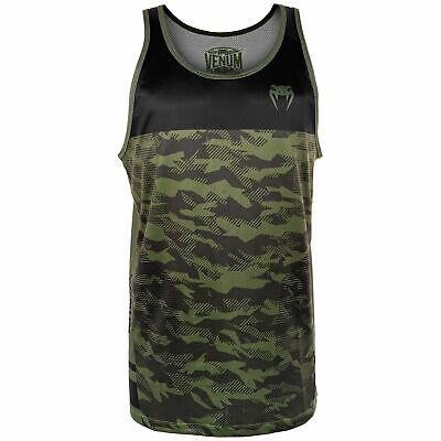 Trooper Camo (Venum Herren Tank Top Trooper Camo-Schwarz S - 2XL Muskelshirt MMA Sport Fitness)