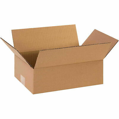 20 x 12 x 12 Long Cardboard Corrugated Boxes 65 lbs Capacity 200#//ECT-32 20-Pack