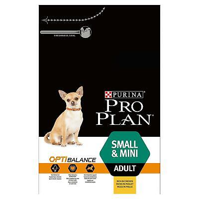 Pro Plan Dog Adult Small & Mini Chicken 3kg Dry Dog Food