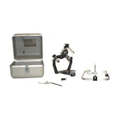 Denar Teledyne Hanau Wide-vue Ii Dental Articulator Wcase Bow 19