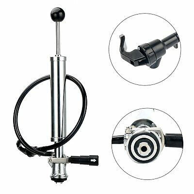Heavy Duty Complete D-system Beer Party Pump Picnic Keg Tap 8-inch