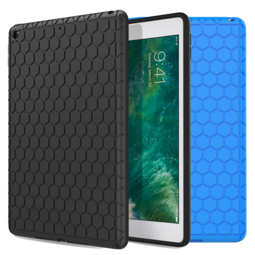 MoKo Pro Shock Proof Soft Silicone Back Case Cover for Apple