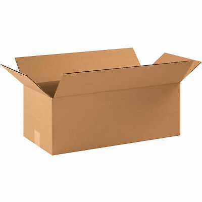 22 X 10 X 8 Long Cardboard Corrugated Boxes 65 Lbs Capacity 200ect-32
