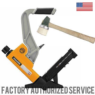 STANLEY BOSTITCH BTFP12569 2in1 Pneumatic Flooring Nailer/Stapler FULL WARRANTY!