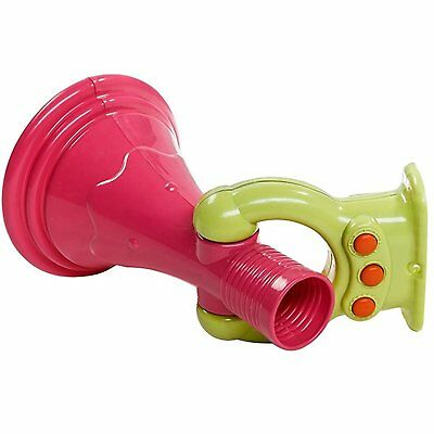 Grünes Megaphon (Kinder Megaphone für Spielturm Lemongrün / Pink)