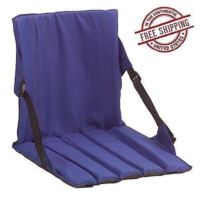 Stadium Seat Padded Folding Foam Bleacher Cushion Football Outdoor Sports Chair Folding Stadium Bleacher Seats