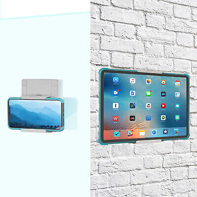 TFY Universal Tablets Stand Wall Mount Wall Phone Holder for i Phone Samsung