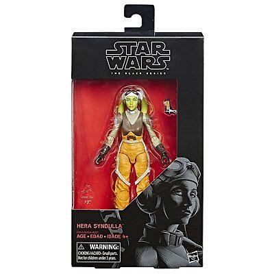 "Star Wars Black Series Rebels Hera Syndulla 6"" Action Figure FREE SHIPPING"